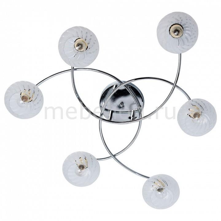 Купить Потолочная люстра Грация 4 358014906, DeMarkt, Германия
