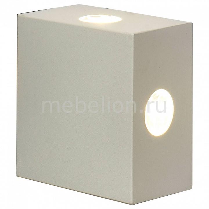 Накладной светильник Elektrostandard 1601 TECHNO LED Kvatra белый elektrostandard 1518 techno led blade белый