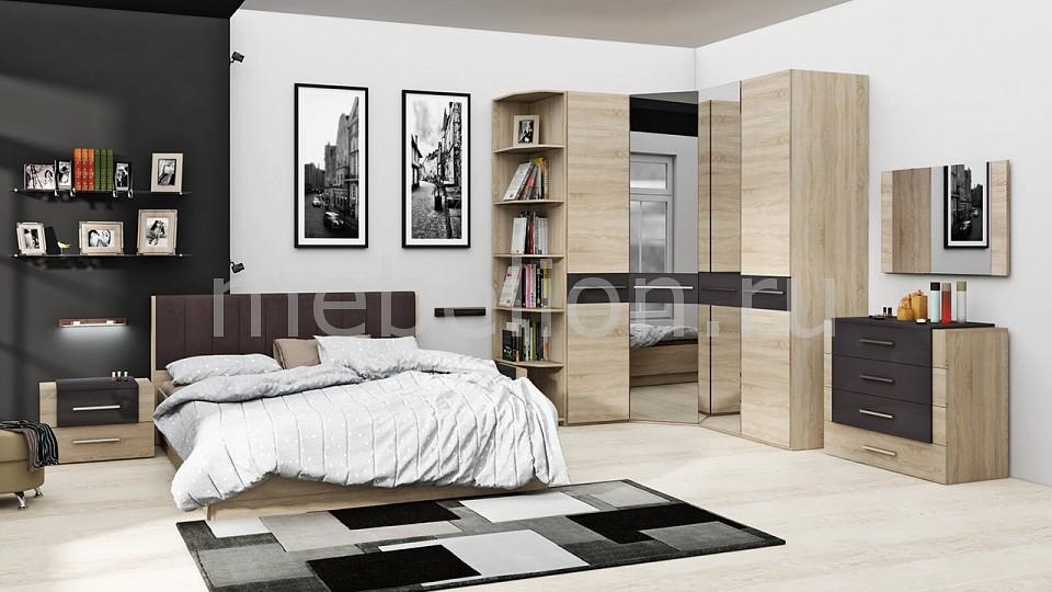 Гарнитур для спальни Мебель Трия Ларго ГН-181.009 cтенка для гостиной трия нео пм 106 00 дуб сонома