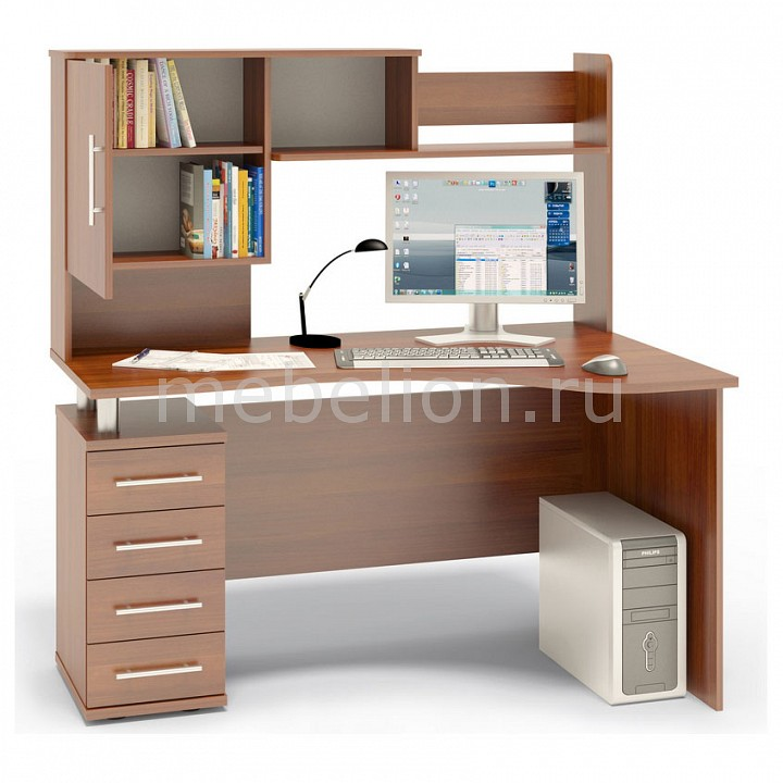 Стол компютерный Сокол КСТ-104.1 + КН-14