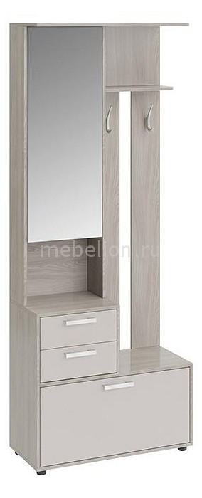 Вешалка с тумбой Smart мебель Витра Тип 1
