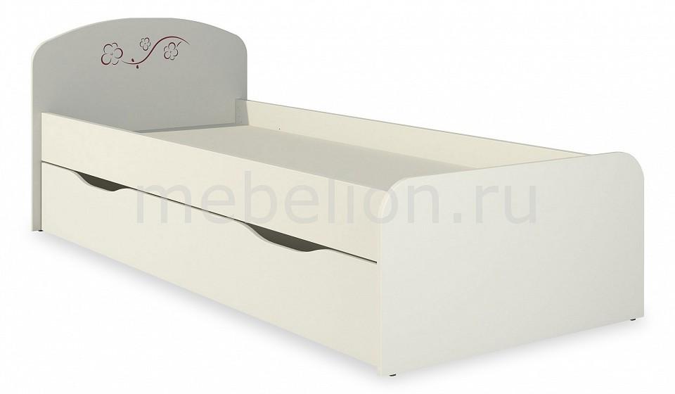 Кровать детская Тедди КР-3Д0 крем mebelion.ru 11577.000