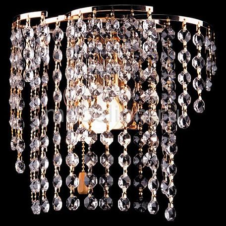 Накладной светильник Eurosvet 12066/1 золото Strotskis 12066