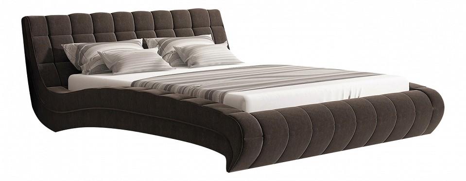 Кровать двуспальная с матрасом и подъемным механизмом Milano 180-190