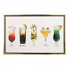 Панно (40х25 см) Напитки 562-183-79