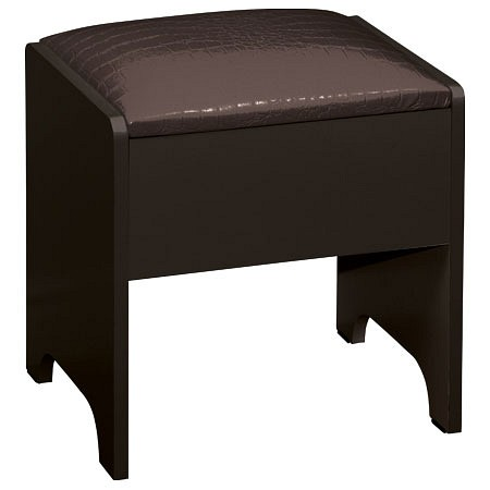 Пуф Олимп-мебель Мона горизонтальный кардхолдер книжка коллекция vignette коричневый крокодил тип 2 нат кожа