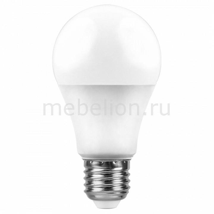 Лампа светодиодная [поставляется по 10 штук] Feron Лампа светодиодная E27 220В 10Вт 4000 K LB-92 25458 [поставляется по 10 штук] цена