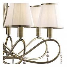 Подвесная люстра Arte Lamp A1035LM-8AB Logico