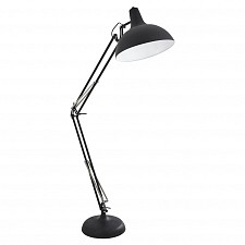 Торшер Arte Lamp A2487PN-1BK Goliath