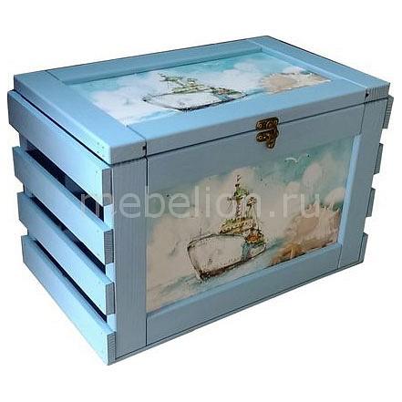 Ящик для хранения Акита Корабль 81010