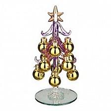 Ель новогодняя с елочными шарами АРТИ-М (15 см) ART 594-019