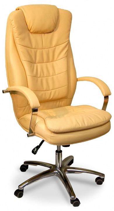 Кресло для руководителя Маркиз КВ-20-131112  пуфик в виде футбольного мяча