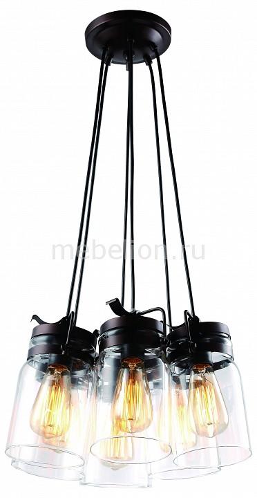 Купить Подвесной светильник Bene A9179SP-6CK, Arte Lamp, Италия