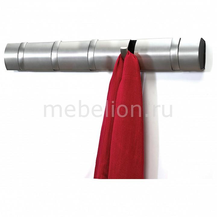 Вешалка настенная Umbra (51х7 см) Flip 5 318852-410 патч для чистки оружия a2s gun 45 colt 450 marlin 410 диаметр 12 5 мм 250 шт