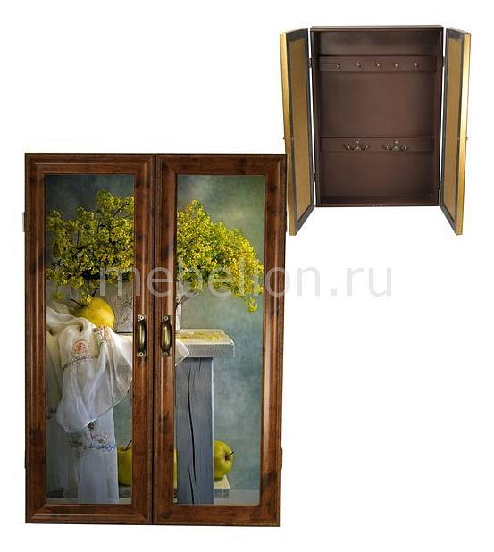 Ключница Акита (32х46 см) Весна 311-17