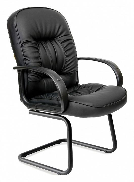 Кресло Chairman 416 V черный/черный  кровать чердак фламинго с диваном