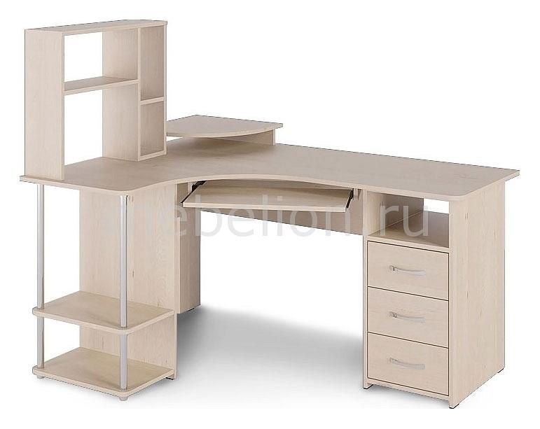 Стол компьютерный Компасс-мебель С 237+СЕ 237 стол компьютерный compass с 203 береза снежная