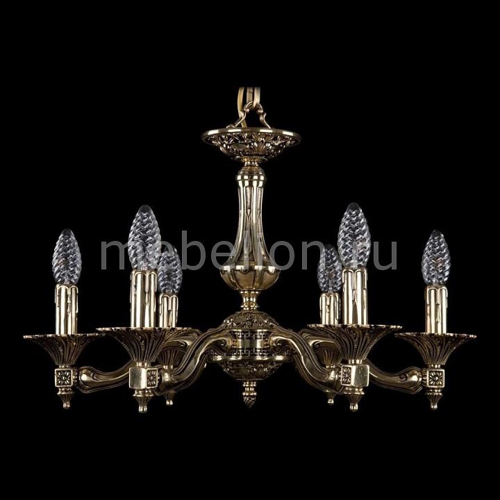 Подвесная люстра Bohemia Ivele Crystal 1710/6/160/GB 1710