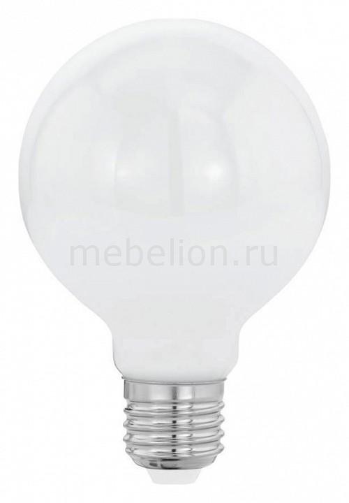 Лампа светодиодная Eglo Милки E27 220В 8Вт 2700K 11598 инвертор автомобильный airline в подстаканник 12в 220в 120 вт 3usb api 120 00