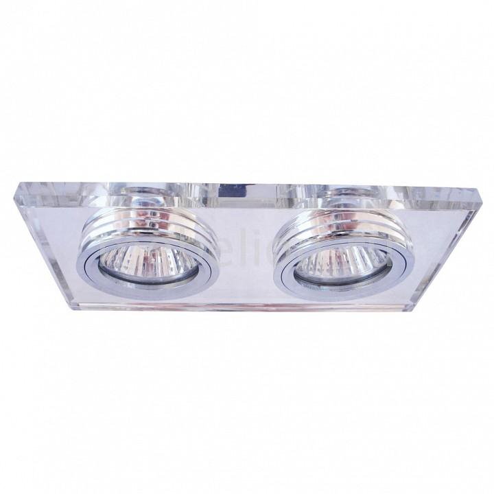 Встраиваемый светильник Cool Ice A5956PL-2CC mebelion.ru 980.000