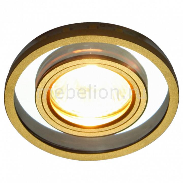 Фото - Встраиваемый светильник Elektrostandard 7021 MR16 a036743 cветильник галогенный de fran встраиваемый 1х50вт mr16 ip20 зел античное золото
