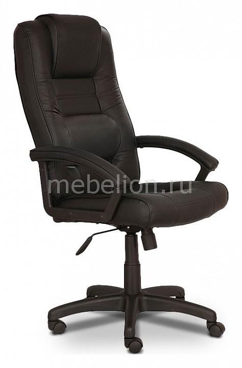 Кресло компьютерное Бюрократ Бюрократ T-9906AXSN черное