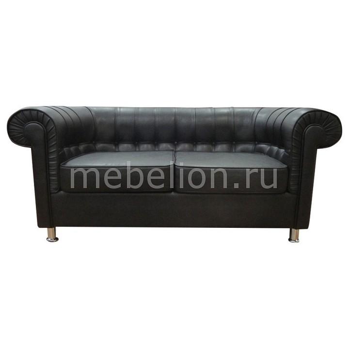 Диван Хейфорд 164 черный mebelion.ru 31990.000