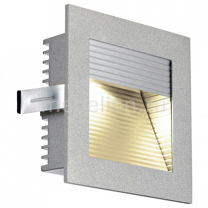 Встраиваемый светильник SLV Frame Curve 111292 подсветка slv frame curve led slv 111292