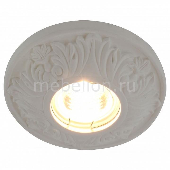 Встраиваемый светильник Arte Lamp Elogio A5074PL-1WH встраиваемый светильник arte lamp elogio a5074pl 1wh