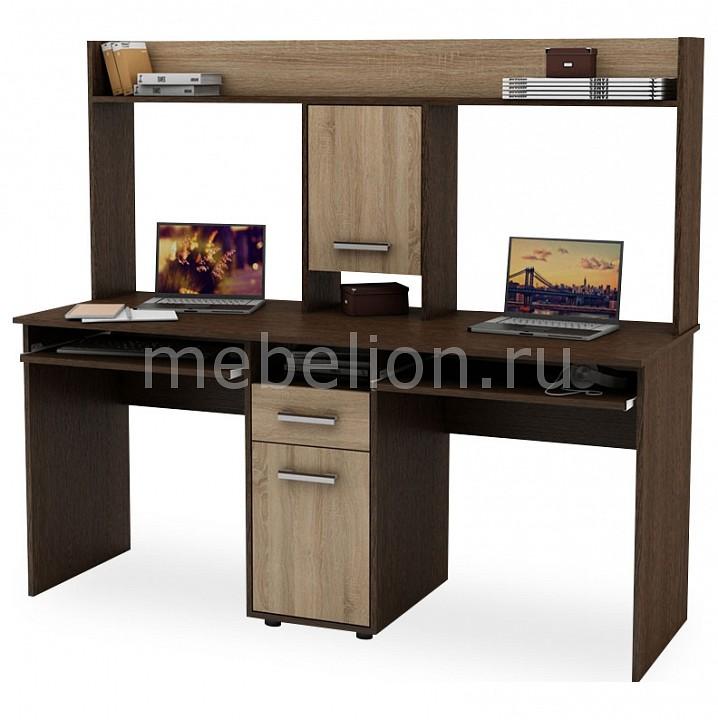 Стол компьютерный ВМФ Остин-15