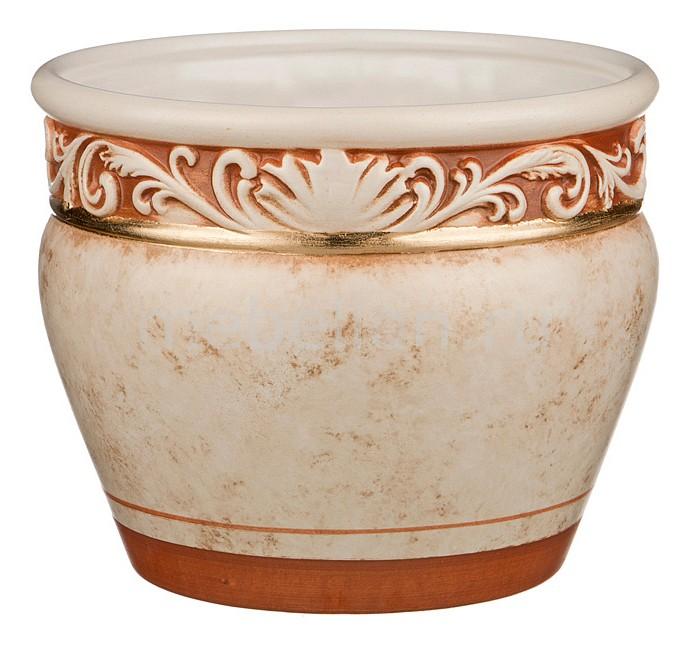 Ваза настольная АРТИ-М (30х25 см) Ирис 335-291 ваза настольная арти м 20х18 см ирис 327 048