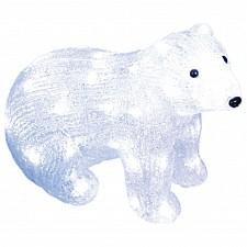 Зверь световой Белый медведь (25 см) Uniel ULD 11037