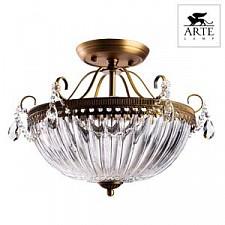 Светильник на штанге Arte Lamp A4410PL-3SR Schelenberg