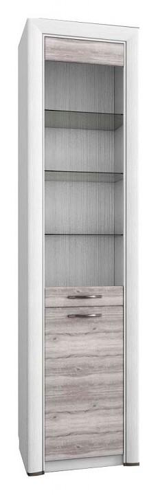 Шкаф-витрина Анрекс Olivia 1V1D цена и фото