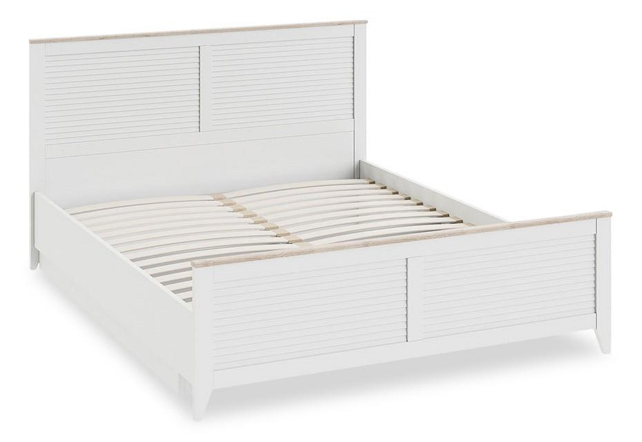 Кровать двуспальная Ривьера СМ 241.01.002