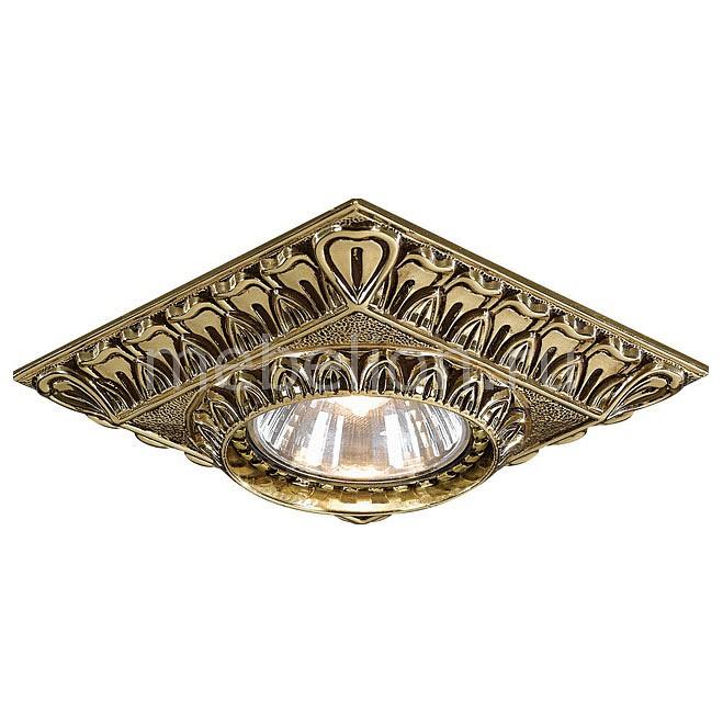 Встраиваемый светильник Reccagni Angelo SPOT 1083 ORO reccagni angelo spot 1097 oro
