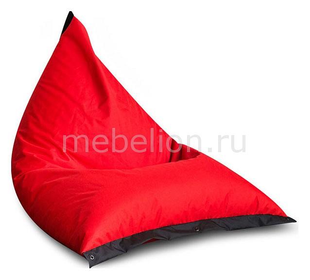 Купить Кресло-мешок, Кресло Пирамида Красно-Черная, Dreambag, Россия