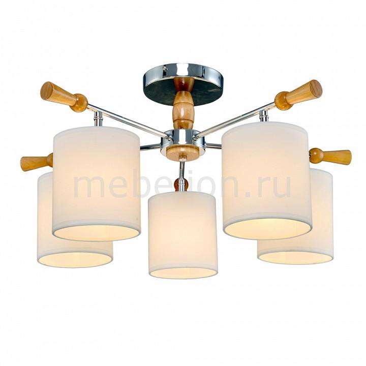 Купить Люстры на штанге 3012 1-3012-5-CR+WA E14, Максисвет, Россия
