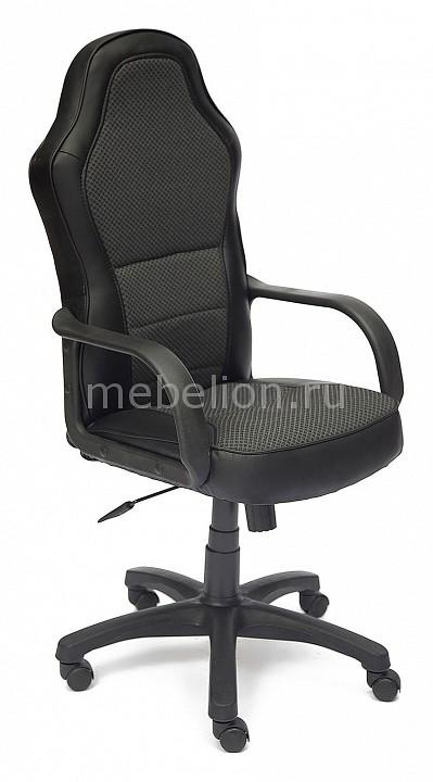 Кресло компьютерное Tetchair Kappa черный_серый