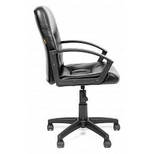 Кресло компьютерное Chairman 651 черный/черный