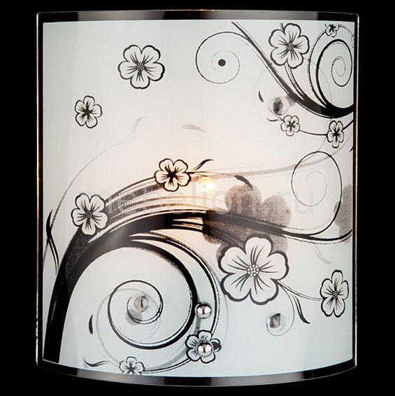 Накладной светильник Eurosvet 3709/1 хром 3709
