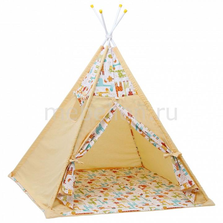 Палатка Polini Polini Kids Жираф babyono жираф желтый