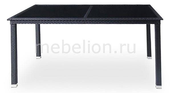 Стол обеденный Afina T246A-W5-160x90 Black все цены