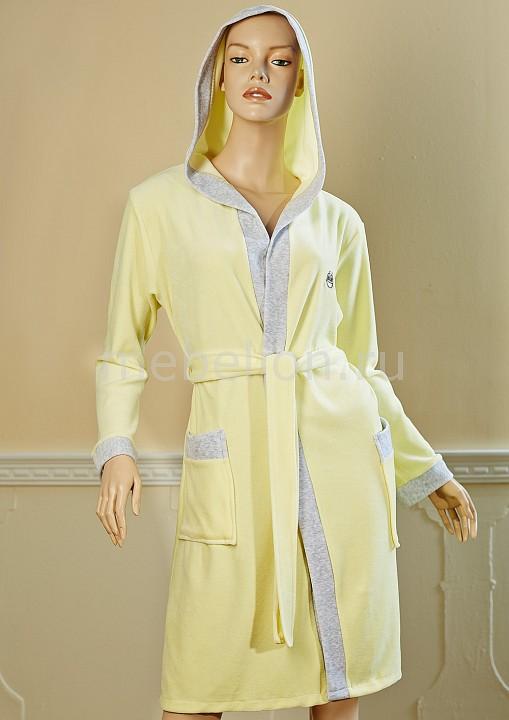 Халат женский Primavelle (XS/S) Smile футболка женская oodji цвет светло серый 14711002 3 46157 2019z размер xs 42