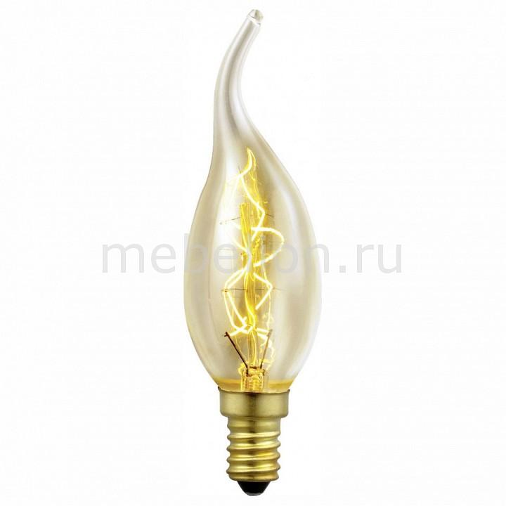 Лампа накаливания Eglo Vintage E27 60Вт 2700K 49508