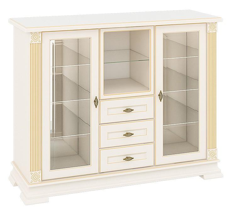 Тумба-витрина Мебель-Неман Афина МН-222-01 комплект плетеной мебели афина мебель т503sg y290вg w1289