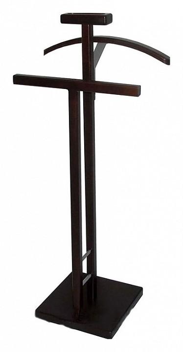 Вешалка для костюма Мебелик Галант 340 темно-коричневый