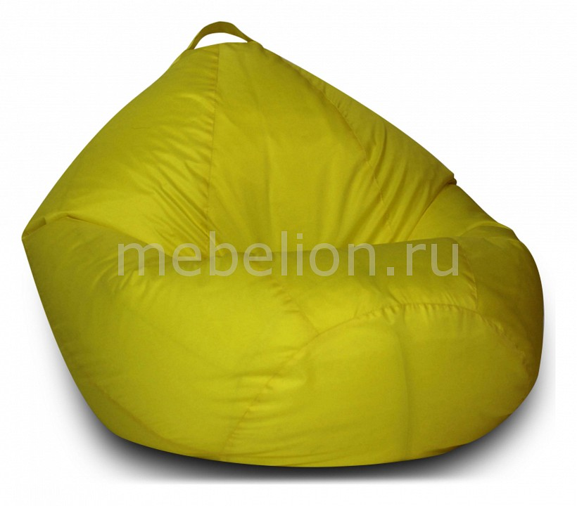 Кресло-мешок Желтое