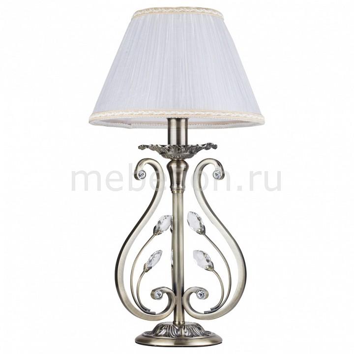 Настольная лампа декоративная Leaves RC109-TL-01-R