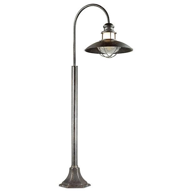 цена на Наземный высокий светильник Odeon Light Dante 4164/1F